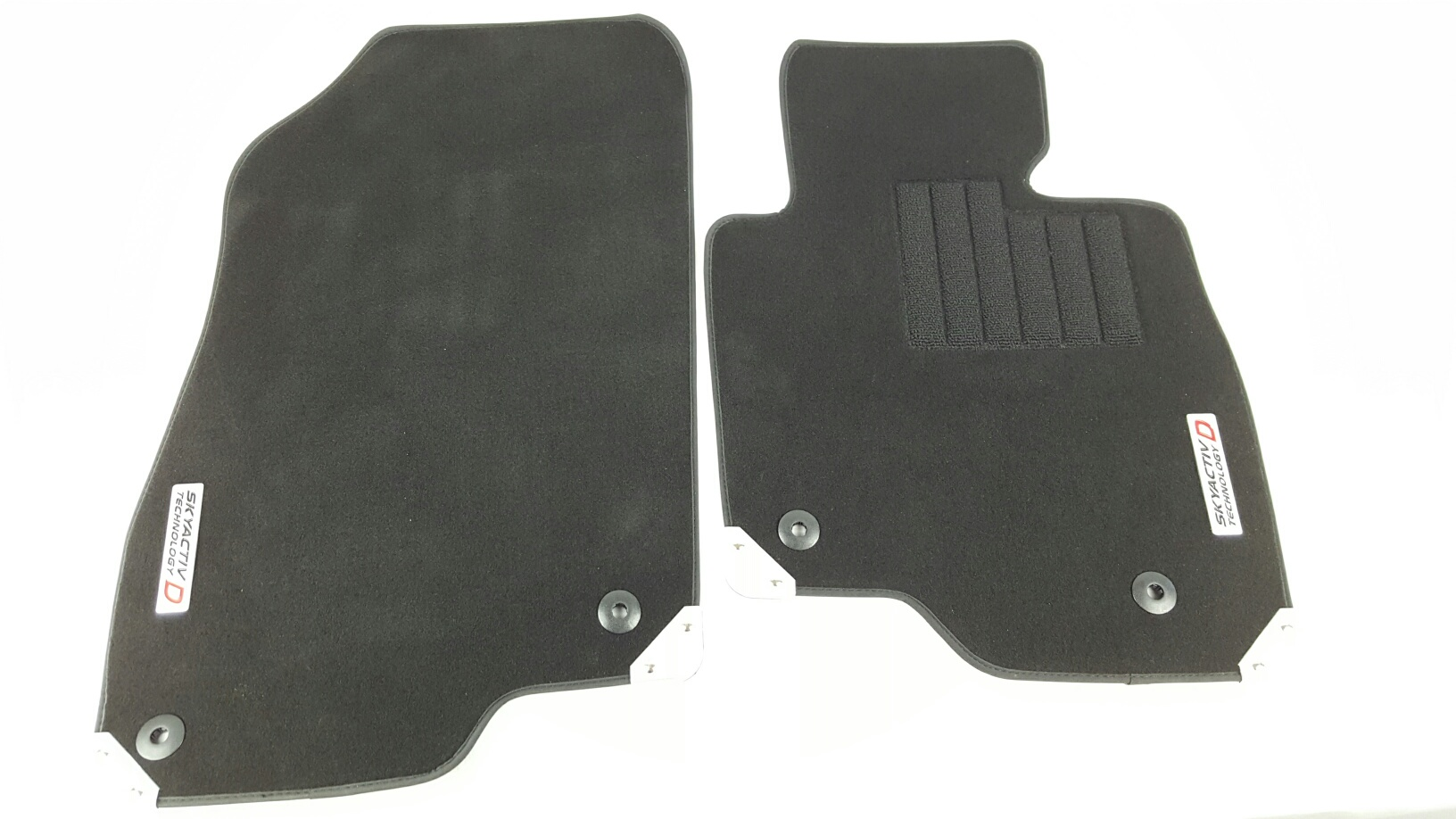 new genuine mazda 3 bm diesel carpet floor mats mazda3. Black Bedroom Furniture Sets. Home Design Ideas