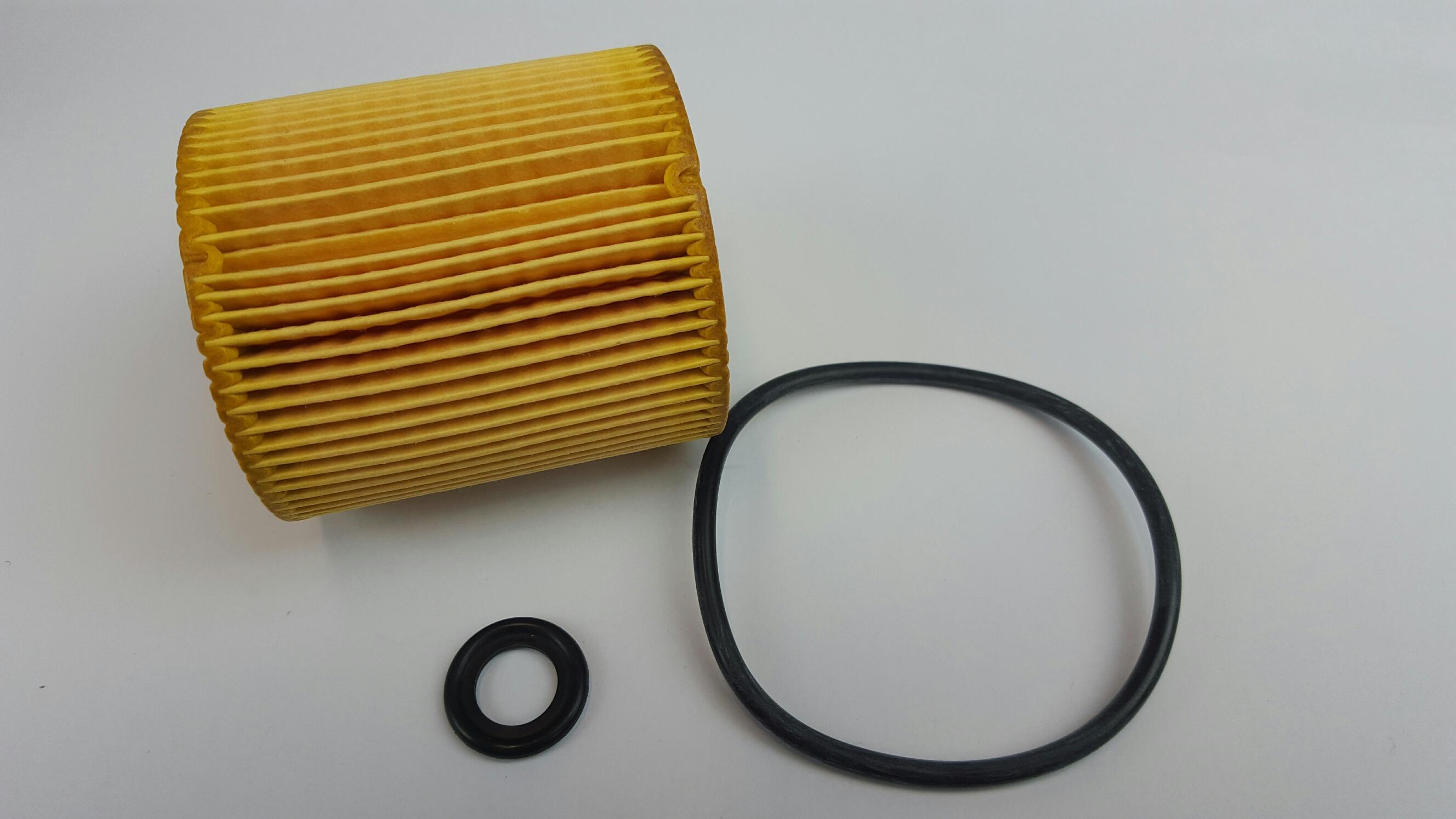 new genuine mazda bt-50 oil filter & rubber sump plug washer bt50