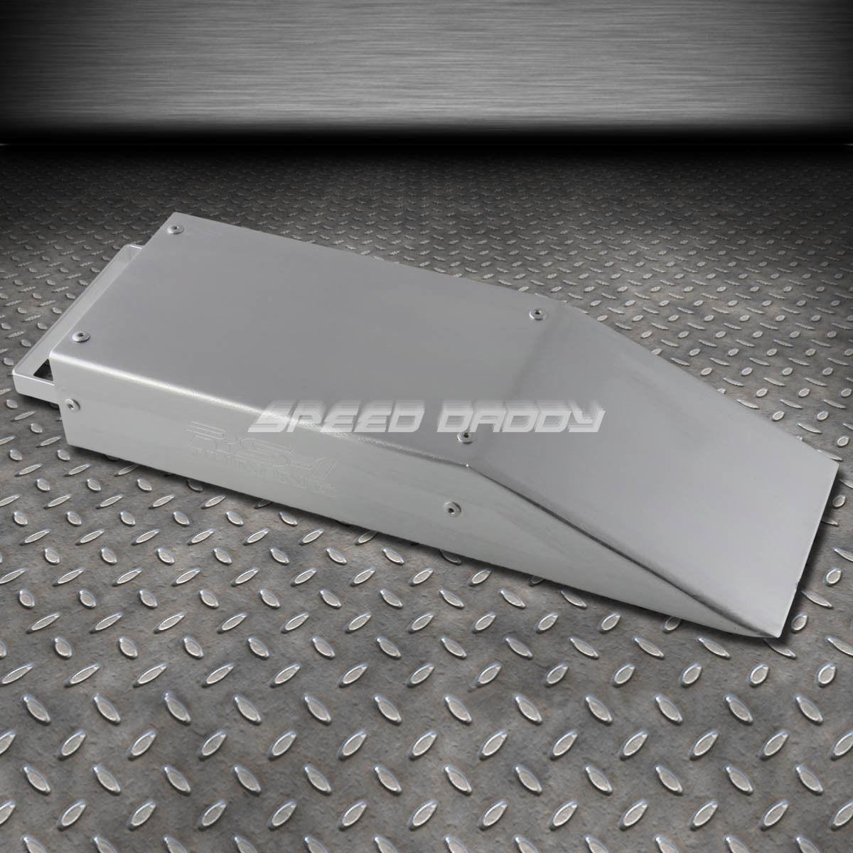 2 25 Quot High Full Aluminum Slope Box Ramp Kit For Low