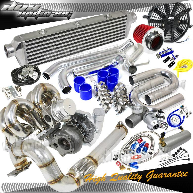 Precision Turbo D Series: D-SERIES EG EK D15A D16A T3 380+HPS BOOST RAM HORN