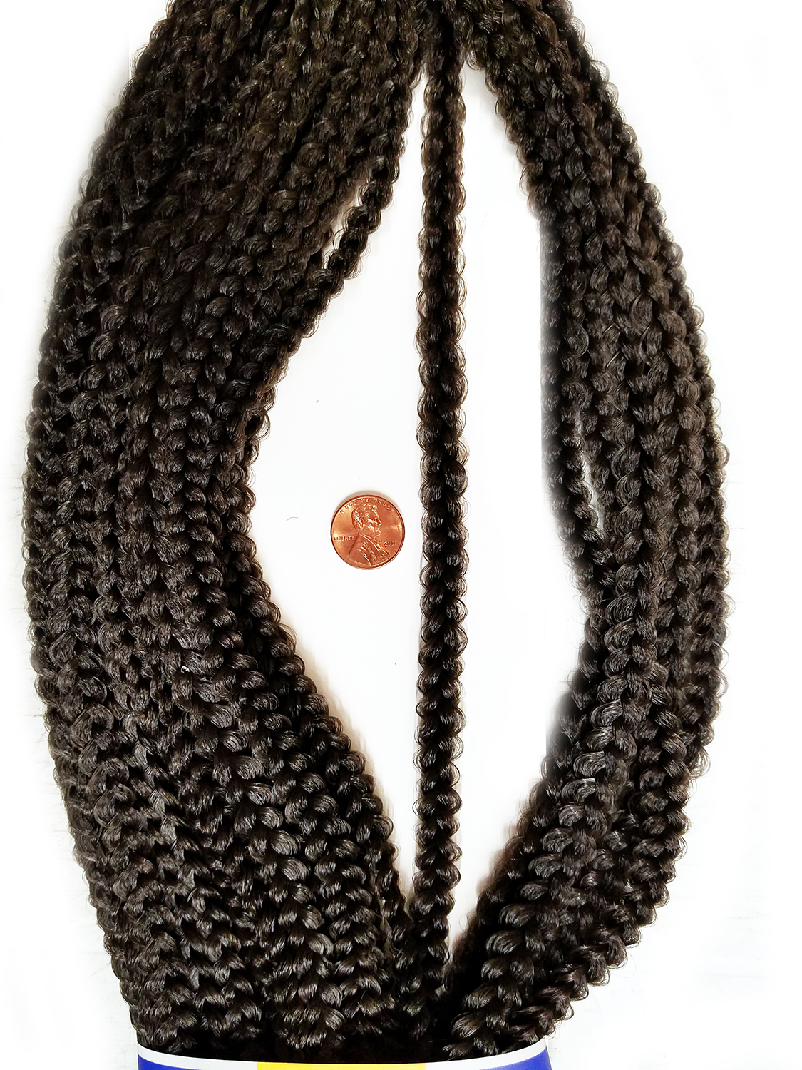 Crochet Braids Ebay : ... BOX BRAIDS - FREETRESS SYNTHETIC CROCHET BRAID HAIR PRE-LOOPED eBay