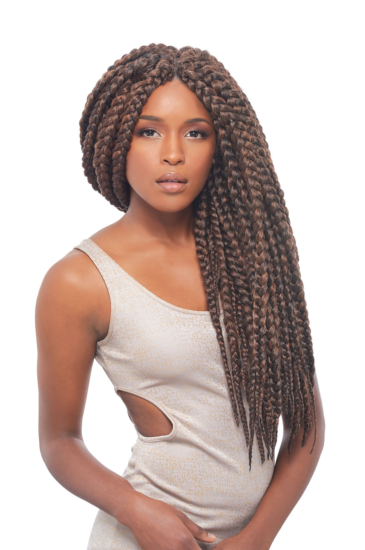 ... HAVANA MAMBO BOX BRAID 24 - JANET COLLECTION CROCHET BRAIDING HAIR