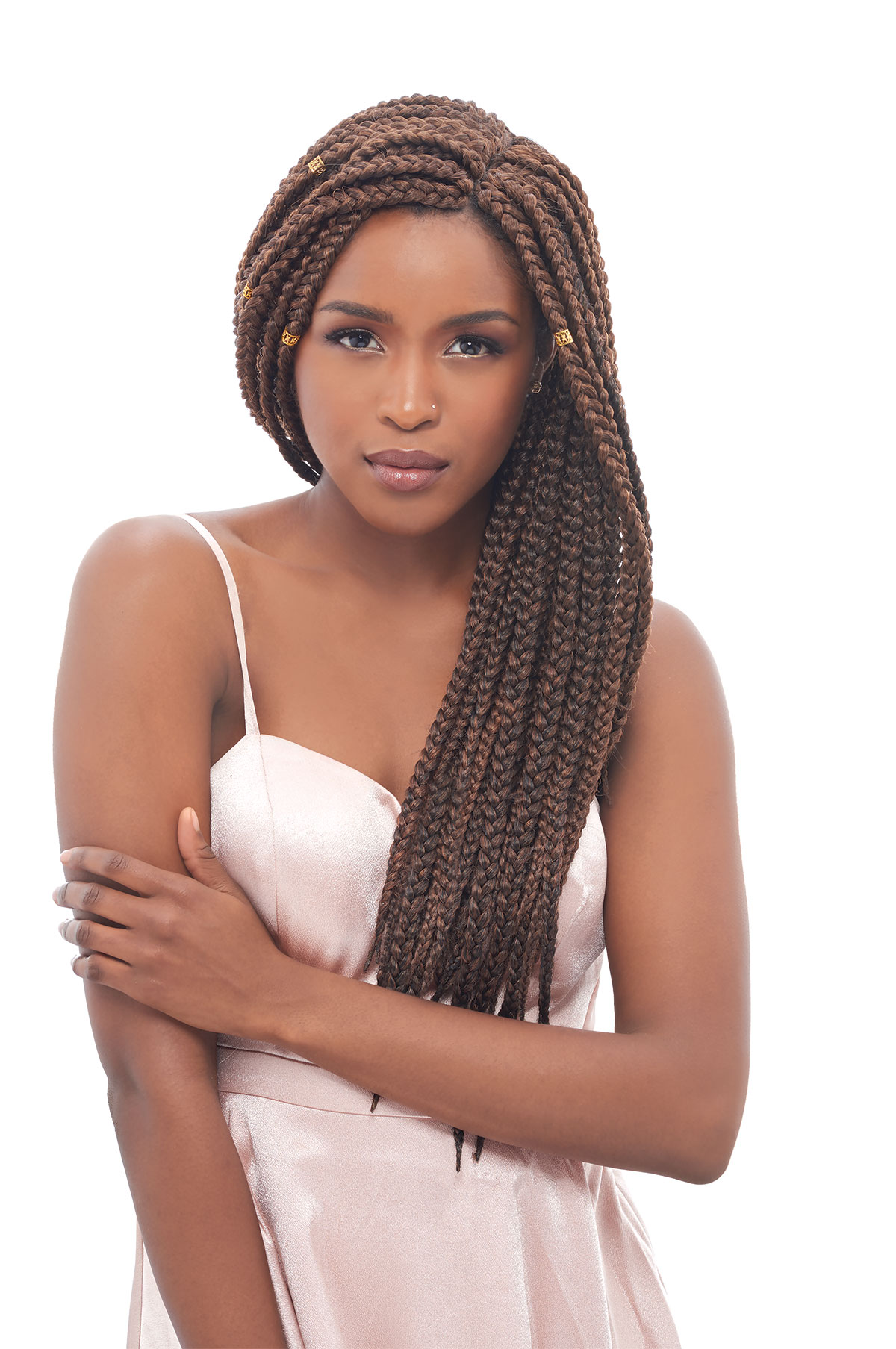 ... MAMBO BOX BRAID 24 - JANET COLLECTION SYNTHETIC CROCHET BRAIDING HAIR