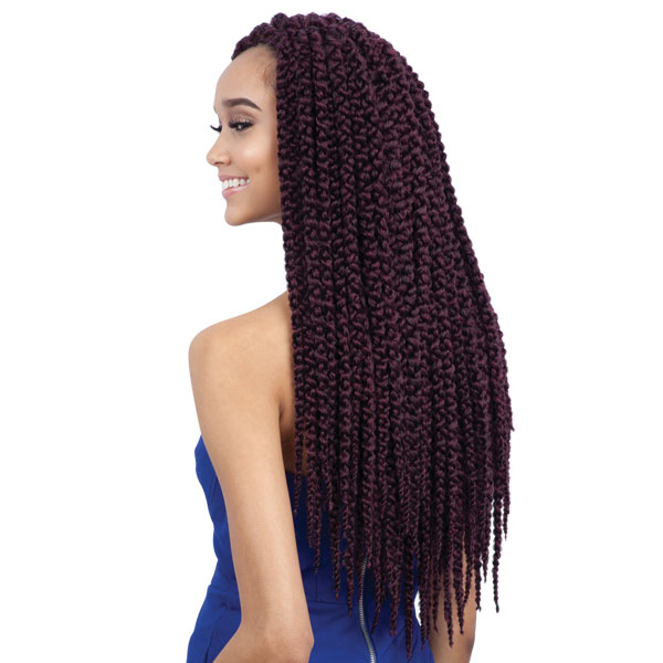 Crochet Braids Ebay : ... about PIXEL BRAID 20 - FREETRESS SYNTHETIC BULK CROCHET BRAIDING HAIR