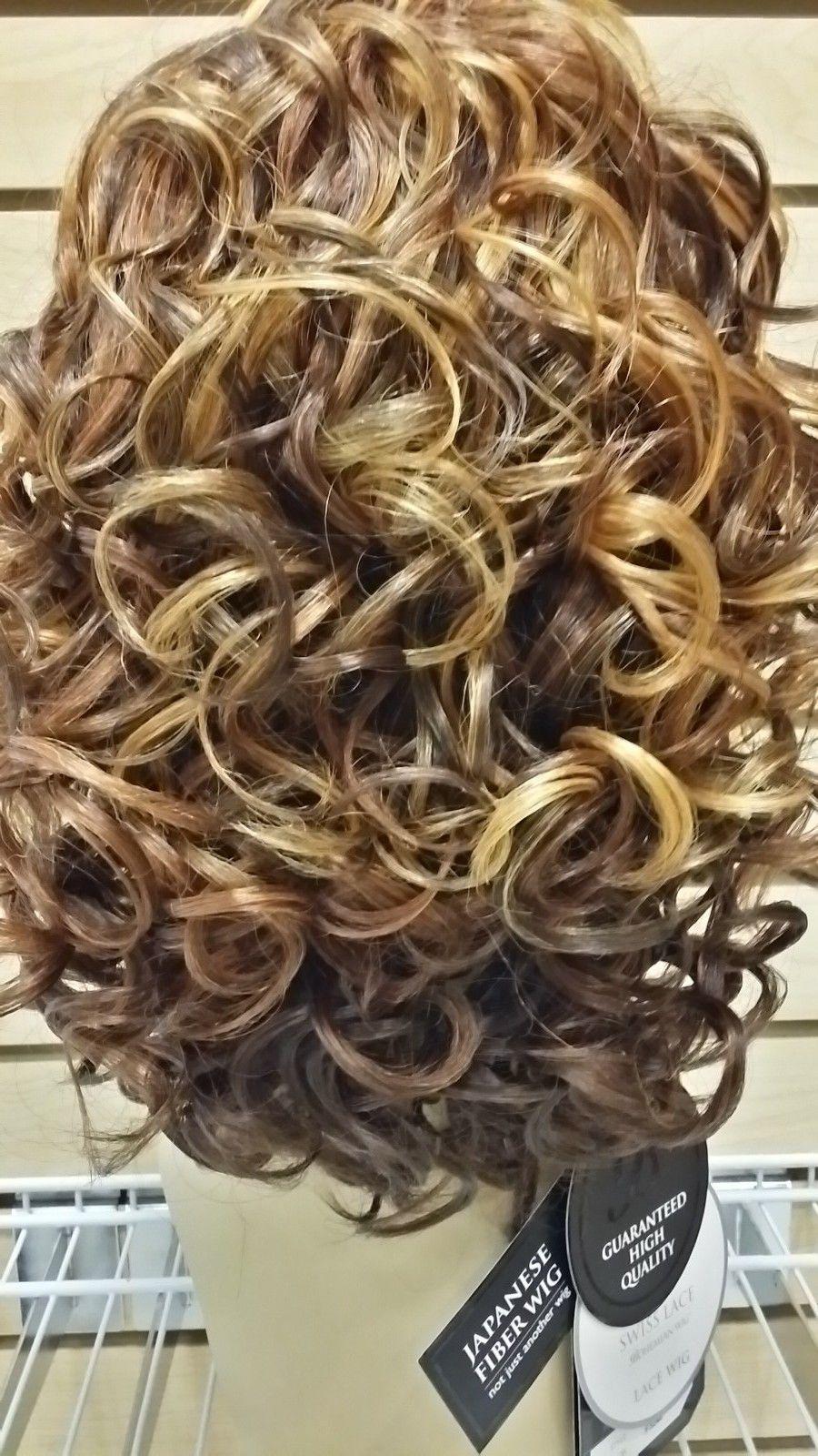 Кудри из искусственных волос