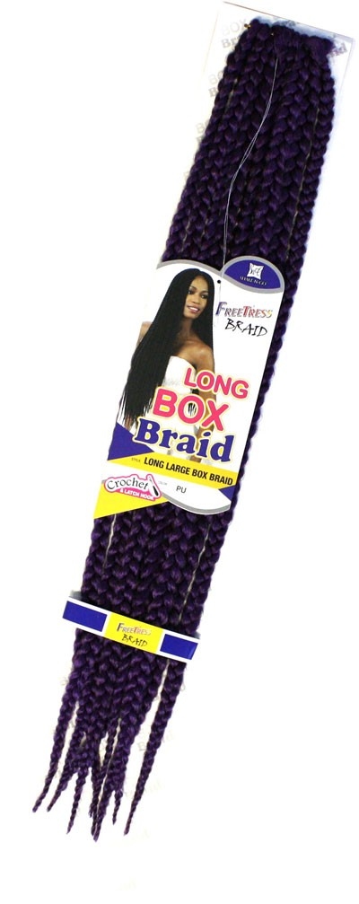 LONG-LARGE-BOX-BRAID-FREETRESS-BULK-CROCHET-amp-LATCH-HOOK-BRAIDING ...