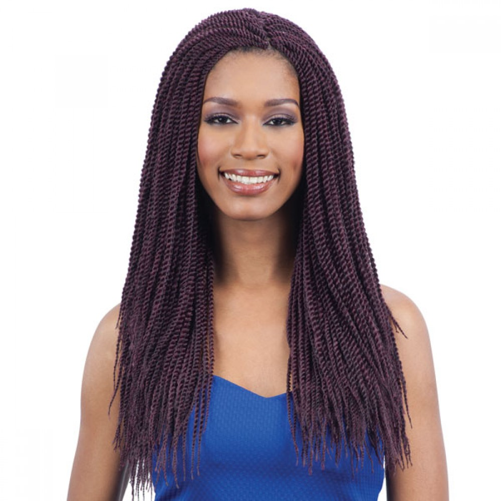 Crochet Hair With Loop : PIN TWIST 18 - FREETRESS SYNTHETIC PRE-LOOP CROCHET BRAID HAIR eBay