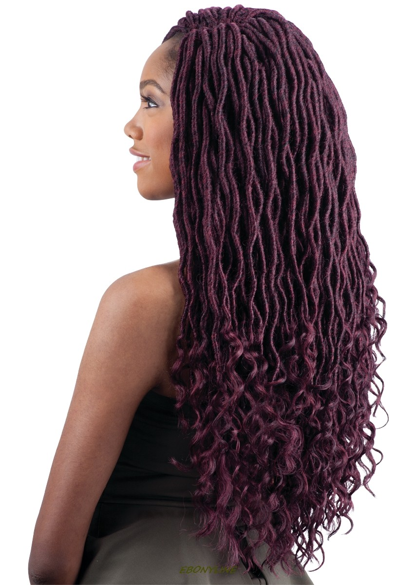 Crochet Goddess Locs : Health & Beauty > Hair Care & Styling > Hair Extensions & W...