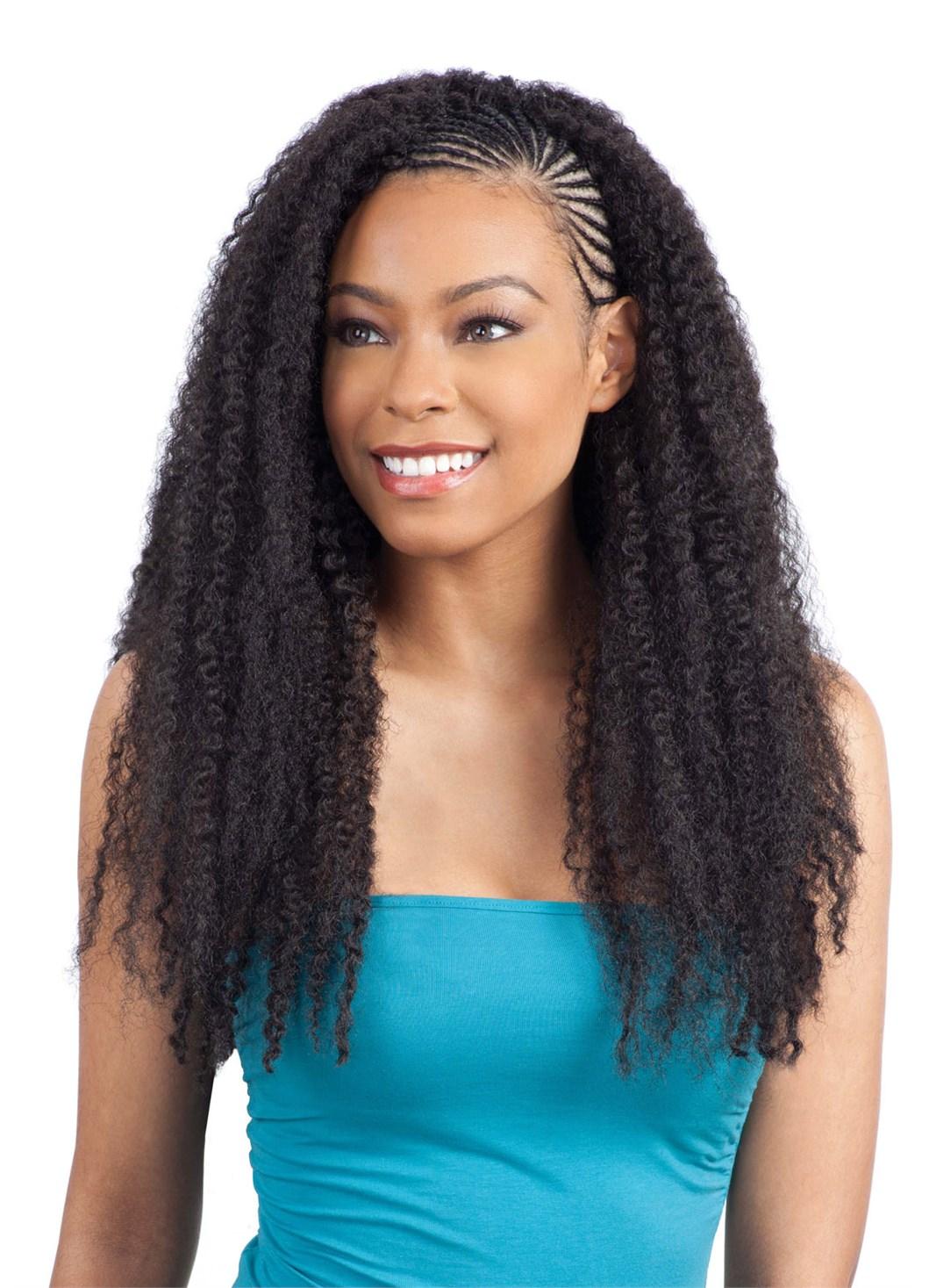 Caribbean Twist 20 Quot Model Model Synthetic Hair Braid