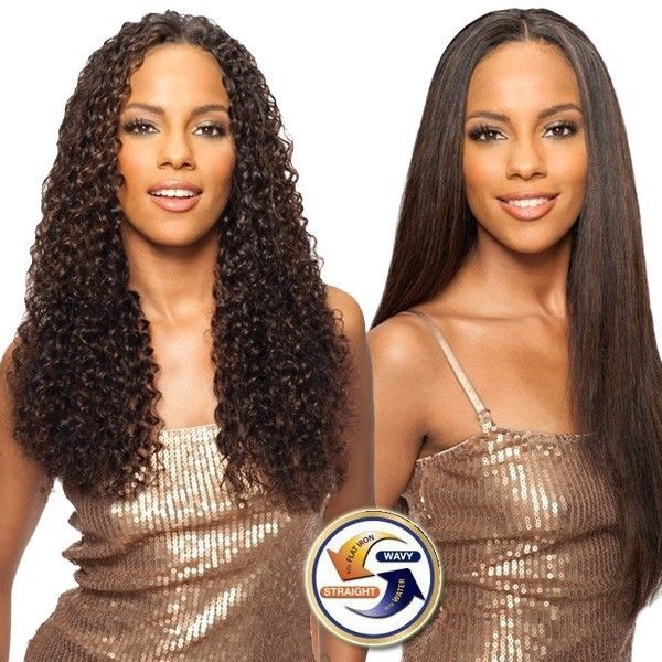 Indian Remy Long Deep 4pcs Milkyway Saga Wet Amp Wavy 100