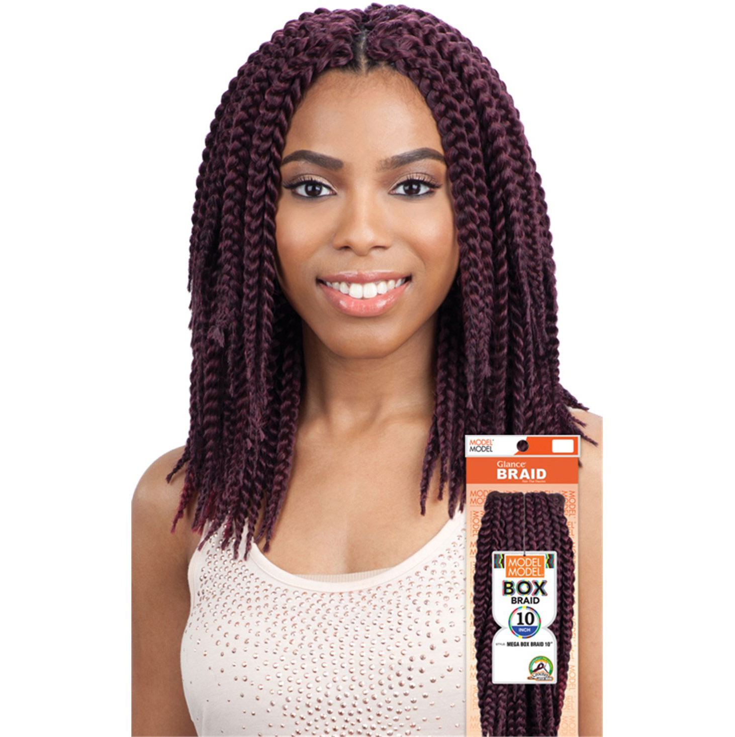 MEGA-BOX-BRAID-10-034-MODEL-MODEL-GLANCE-SYNTHETIC-CROCHET-BRAIDING ...