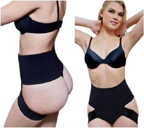 NEW BUTT LIFTER PANTY INSTANT BOOSTER ENHANCER TUMMY CONTROL SHAPER WAIST BAND