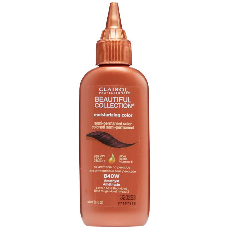 Clairol Semi Permanent Hair Color Directions