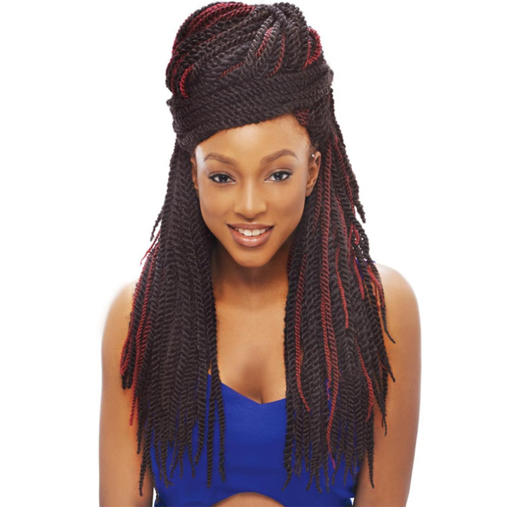Crochet Braids Janet Collection : Health & Beauty > Hair Care & Styling > Hair Extensions & W...