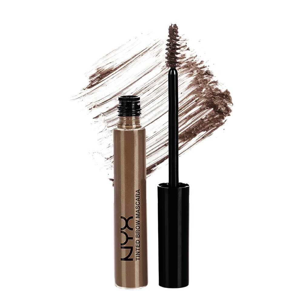 NYX COSMETICS TINTED BROW MASCARA EYEBROW COLOR DEFINITION 0.22 OZ