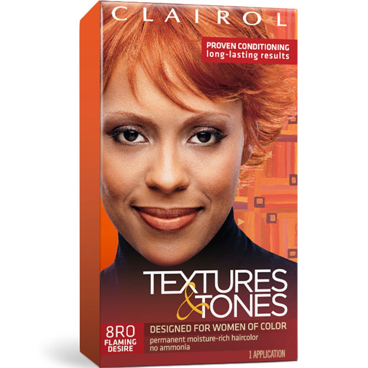Clairol Textures And Tones Semi Permanent Hair Color