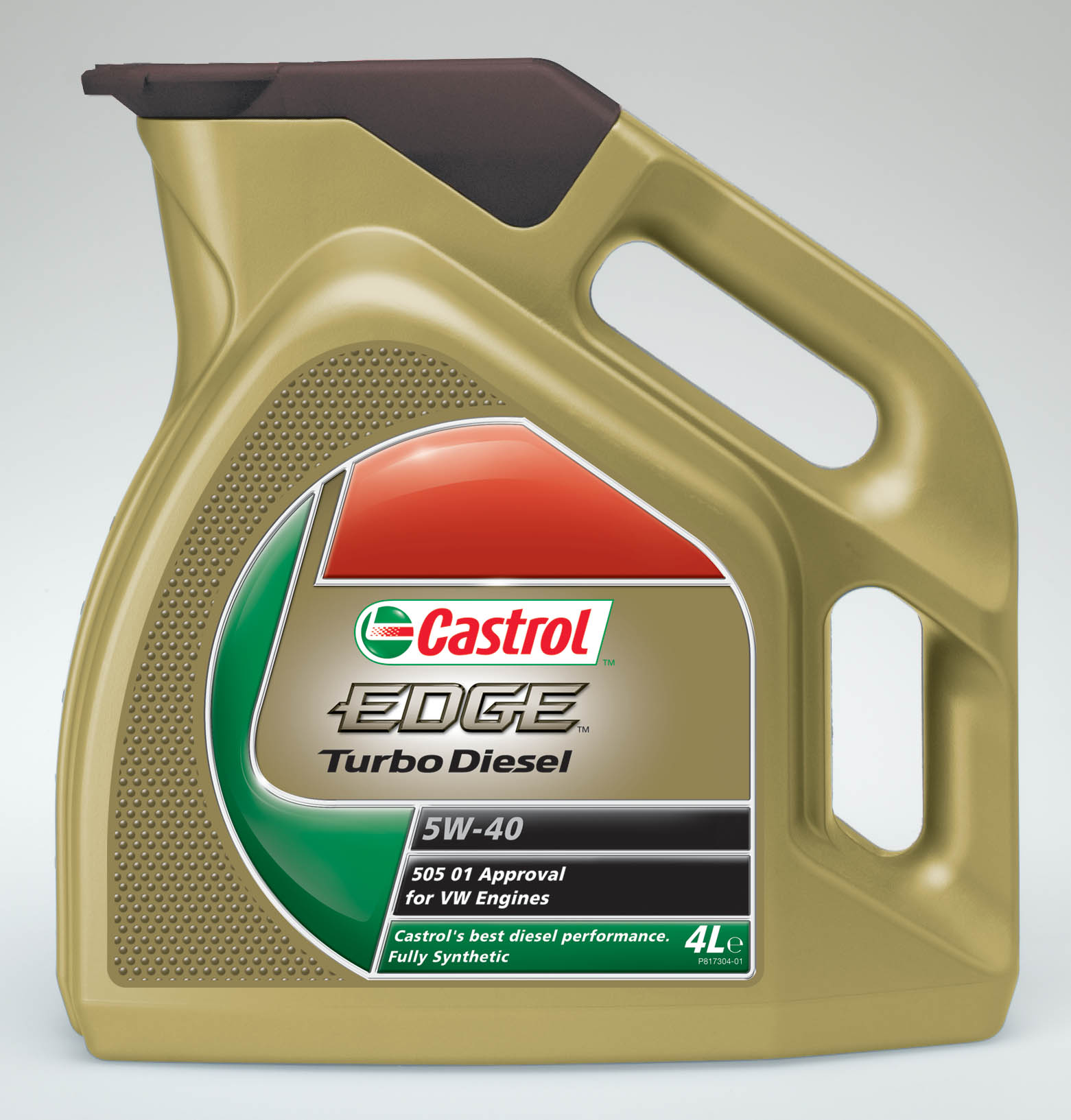 Castrol Edge 5w40 Turbo Diesel Fully Synthetic Engine