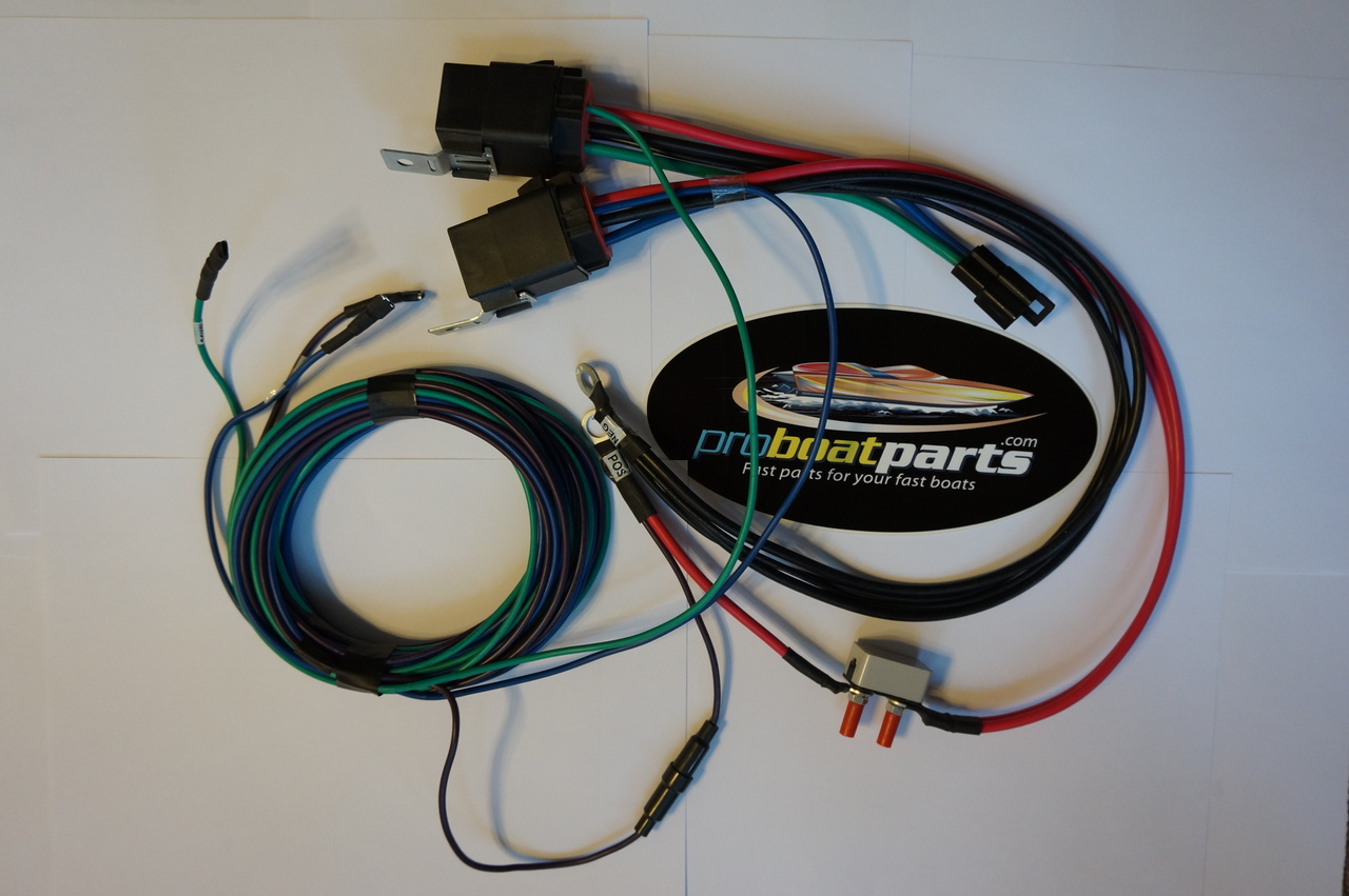 In stock SHIPS Free! CMC Jack Plate and Tilt Trim Wiring Harness ...
