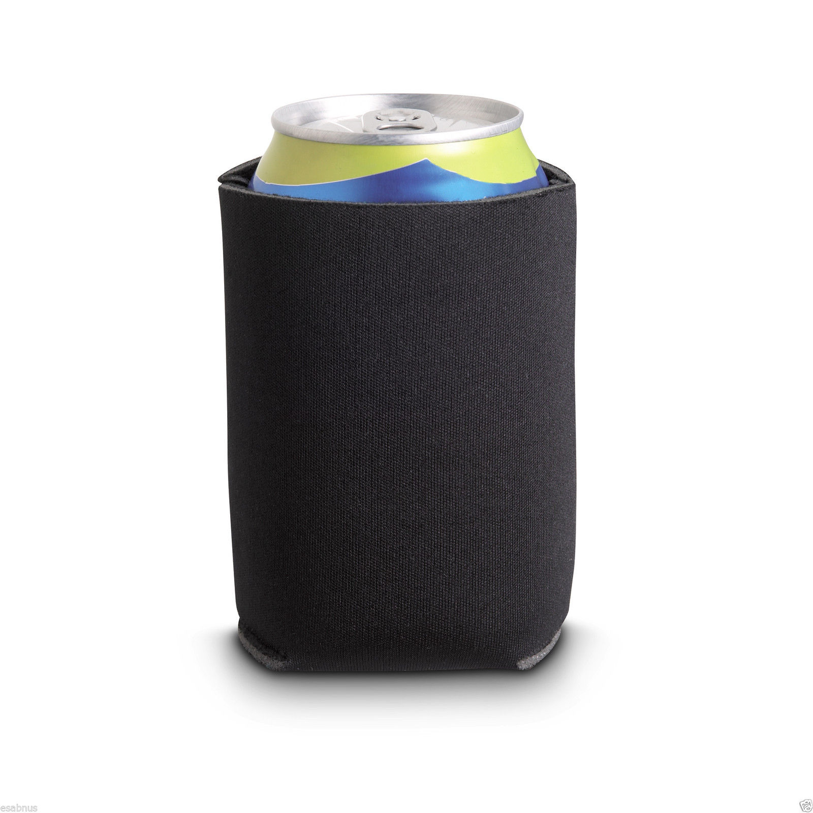 Can Cooler Holder ~ Can cooler insulator made of foam with polyester surface