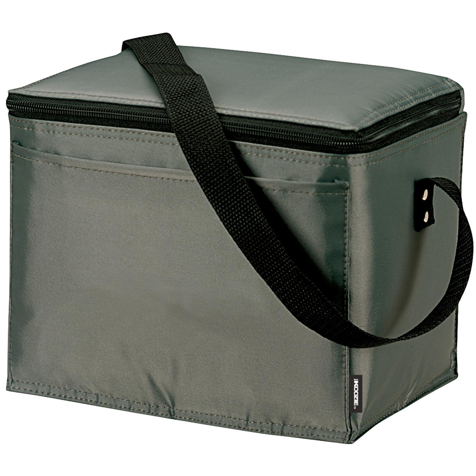6 Pack Cooler ~ Koozie™ pack cooler lunch bag keep food and drinks