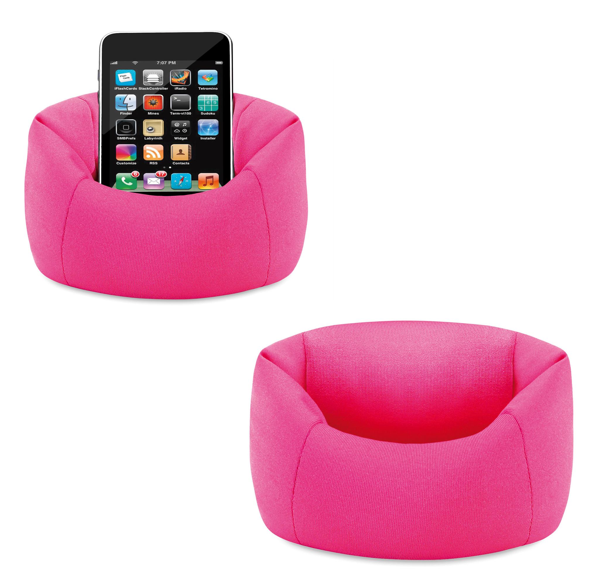 Bean Bag Chair Sofa Holds Mobile Phone Blackberry Samsung or