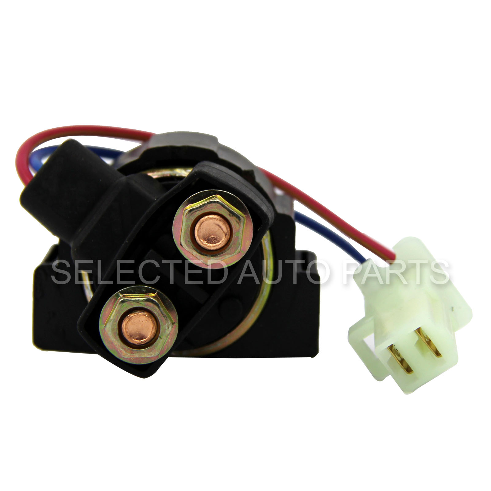 Yamaha Starter Solenoid Wiring Example Electrical Diagram Grizzly Beand New Relay For 1987 2004 Outboard