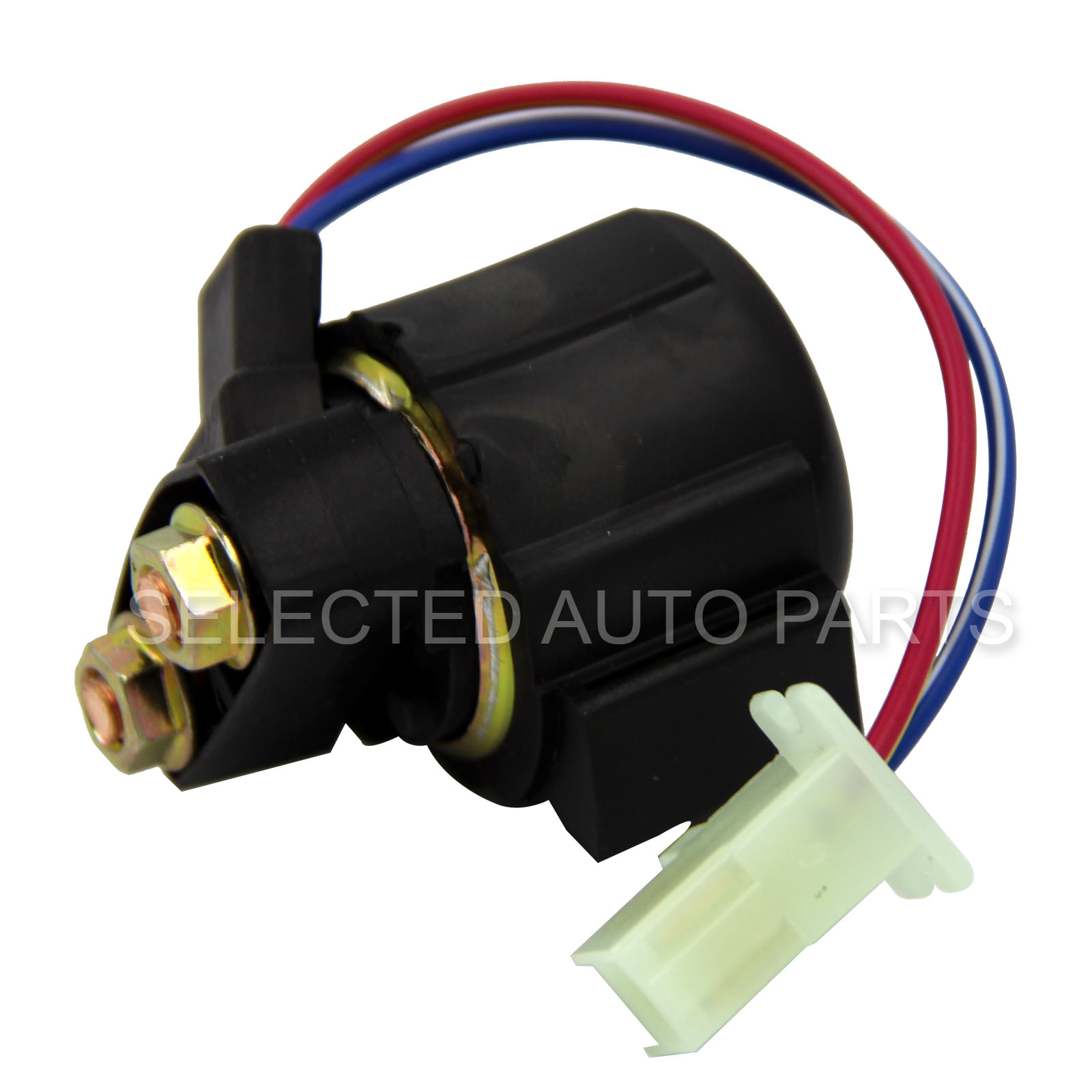 Yamaha Starter Solenoid Wiring Diagrams 3 Pole Beand New Relay For 1987 2004 4 Post Diagram