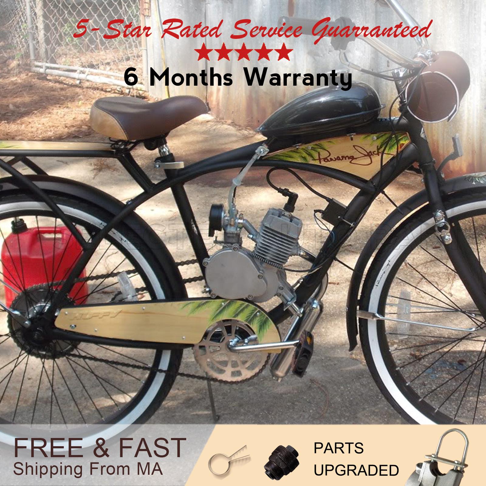 Upgraded Motor Engine Kit Gas For Motorized Bicycle Bike