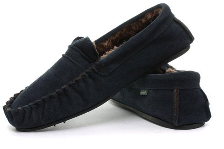 Mens House Shoes Dunlop