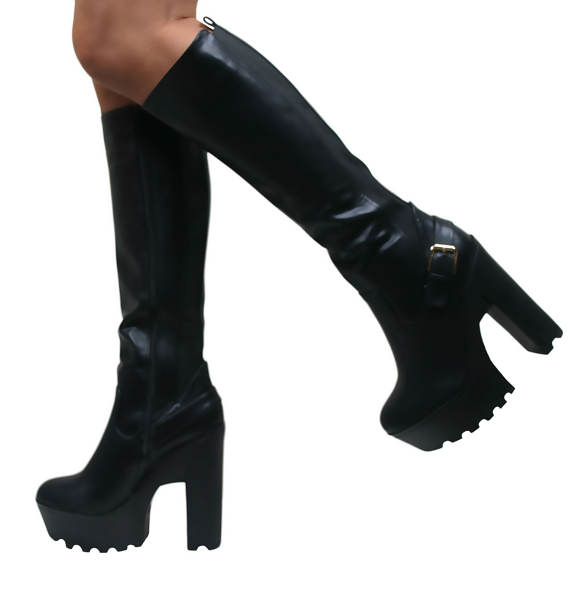 Popular  Women39s Knee High Boots Women39s Velvet Boots Women39s Hiking B