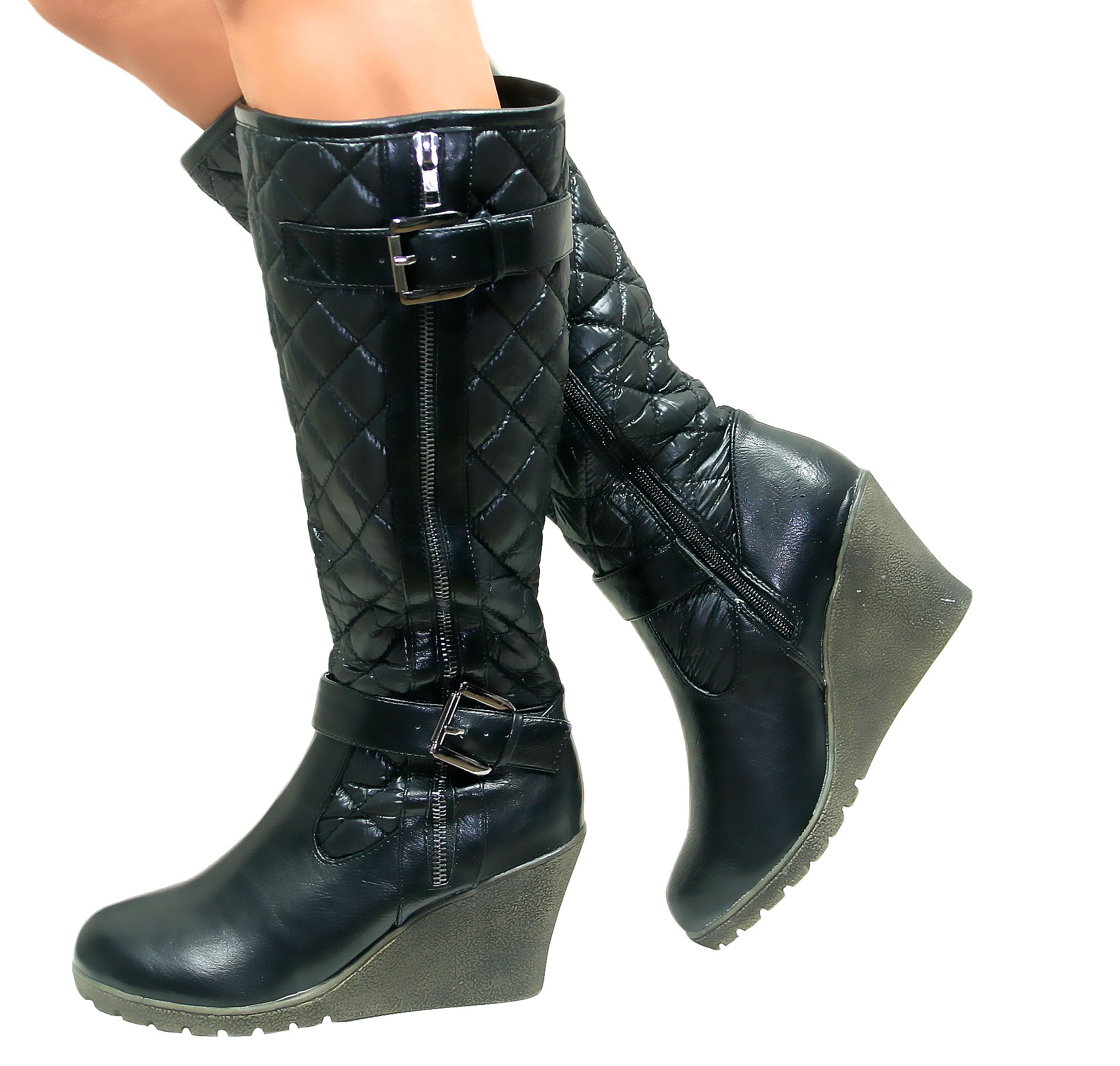 Wedge Heel Boots For Women