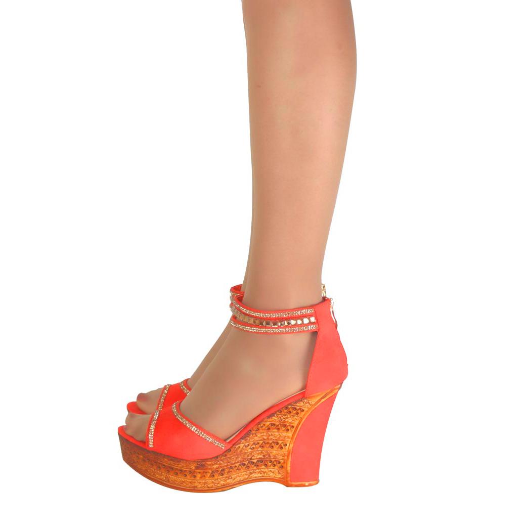 wedge sandals womens heels strappy summer dress