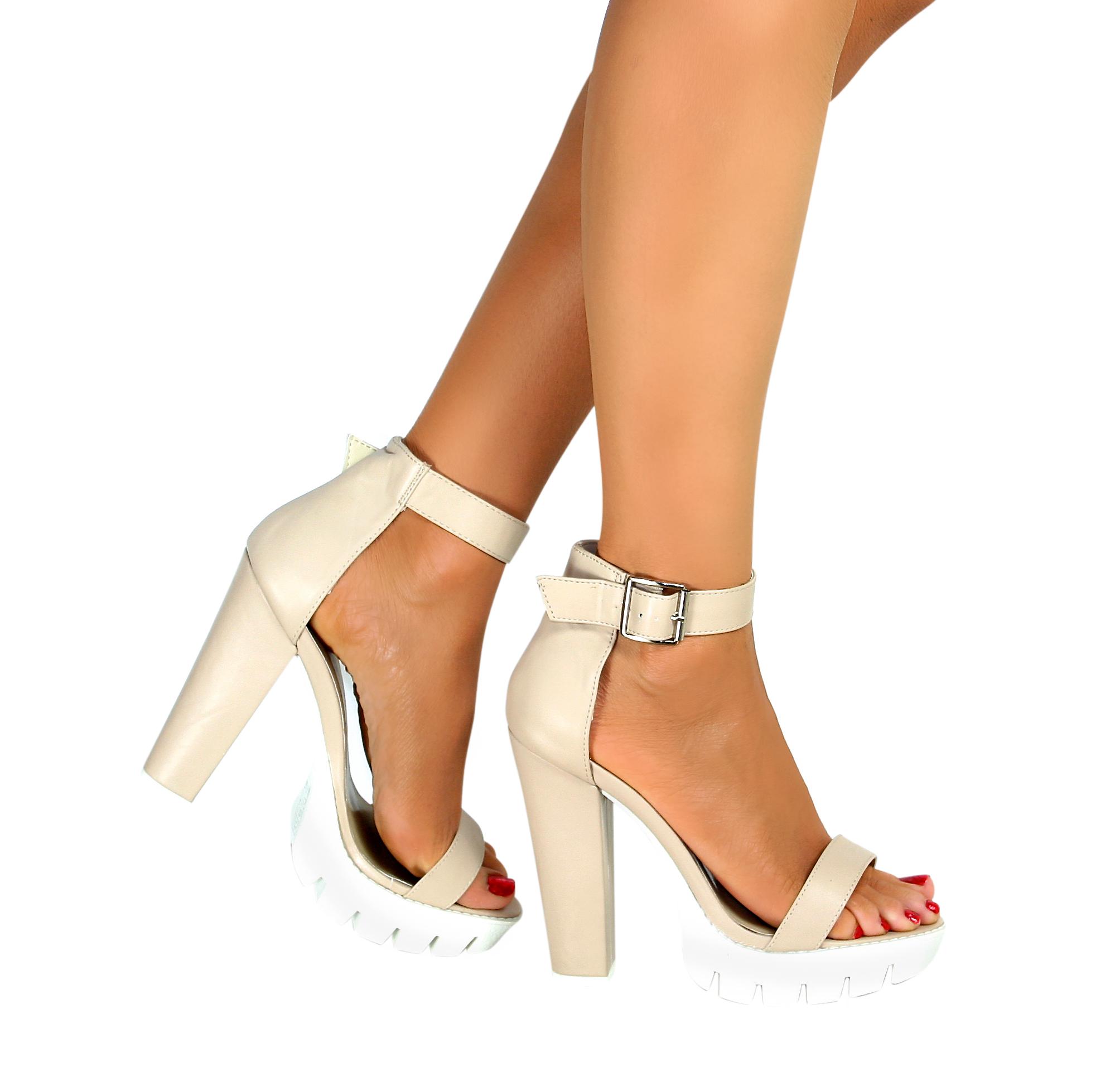 Nude Heels Size 3 - Is Heel