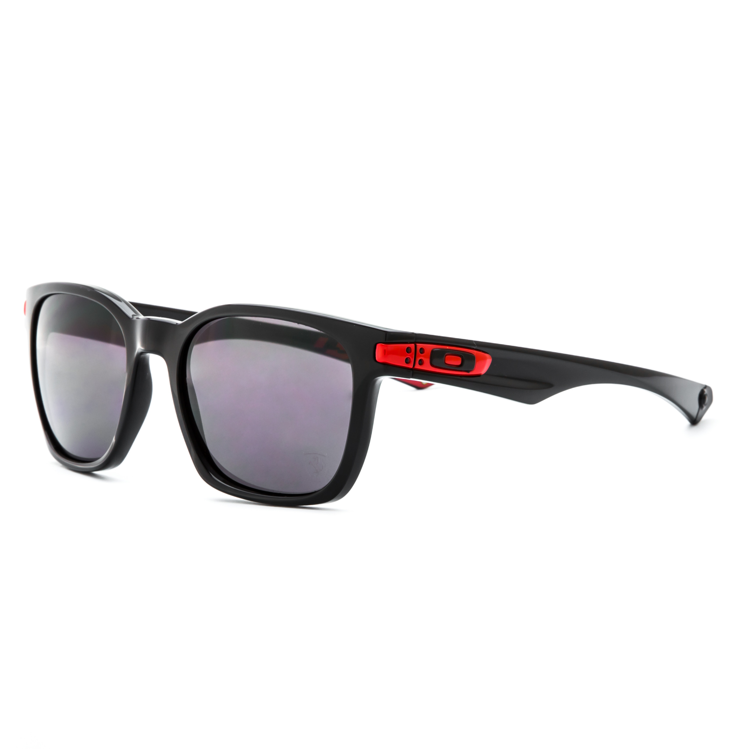 do oakley glasses come with a case  oakley scuderia ferrari garage rock sunglasses oo9175 34 black / warm grey rare