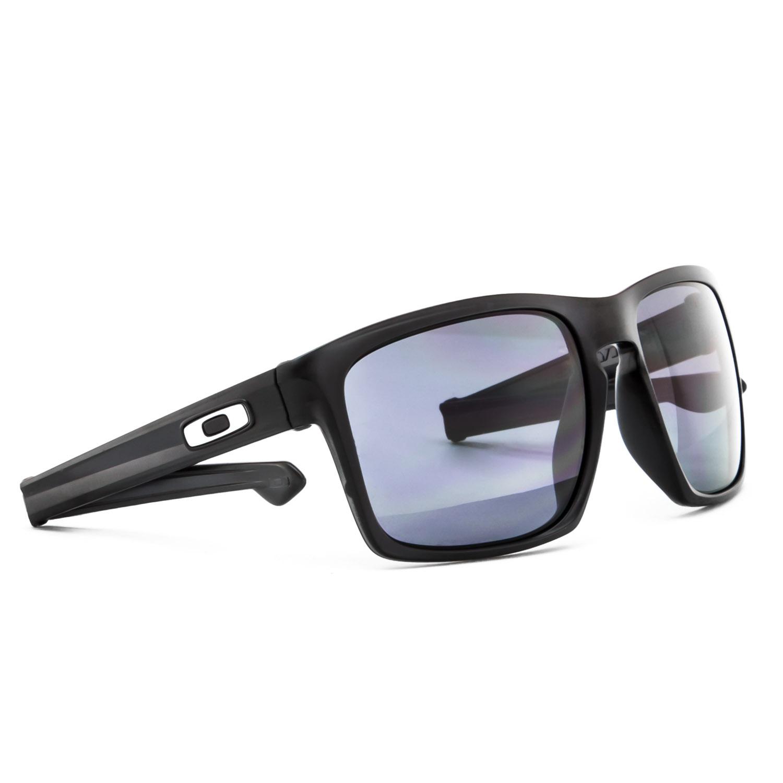 oakley matte black sunglasses ve7d  main image