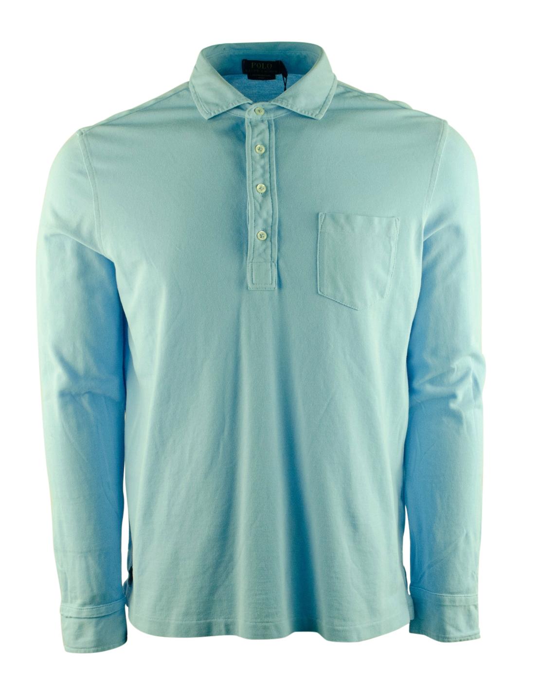 Polo Ralph Lauren Men S Featherweight Mesh Long Sleeve Pocket  # Muebles Ralph Lauren Espana