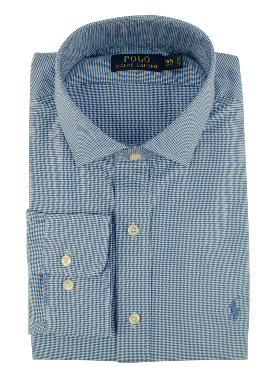 polo ralph lauren men 39 s classic fit puppytooth dress shirt