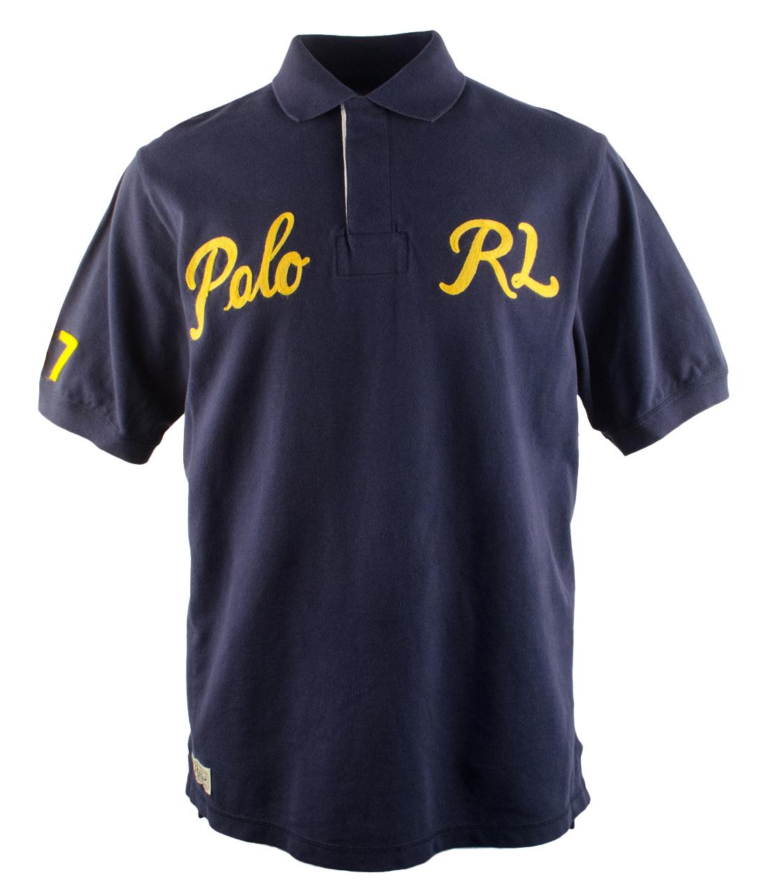 Polo Ralph Lauren Men 39 S Big And Tall Short Sleeve Varsity