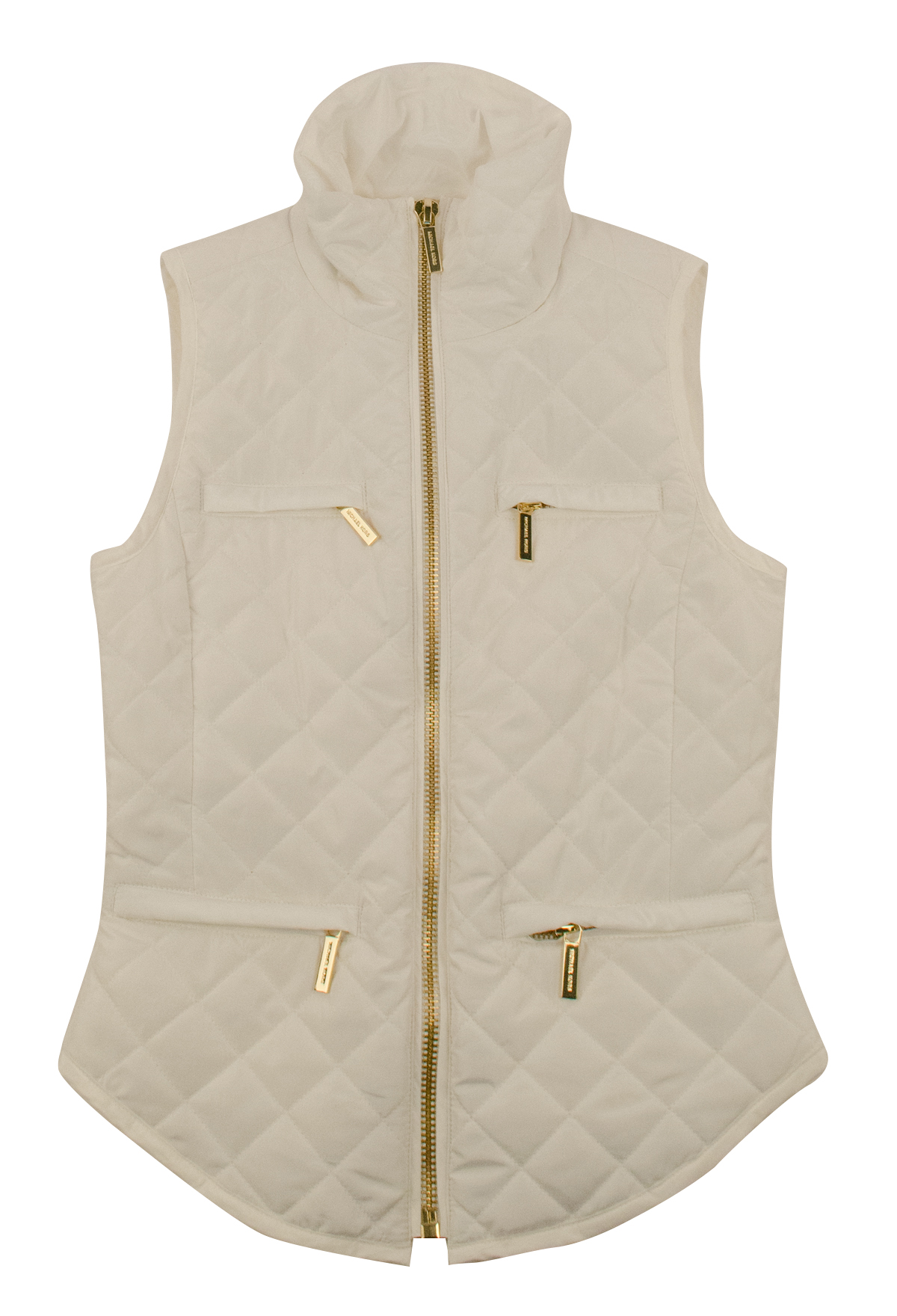 Michael Michael Kors Women S Quilted Packable Puffer Vest
