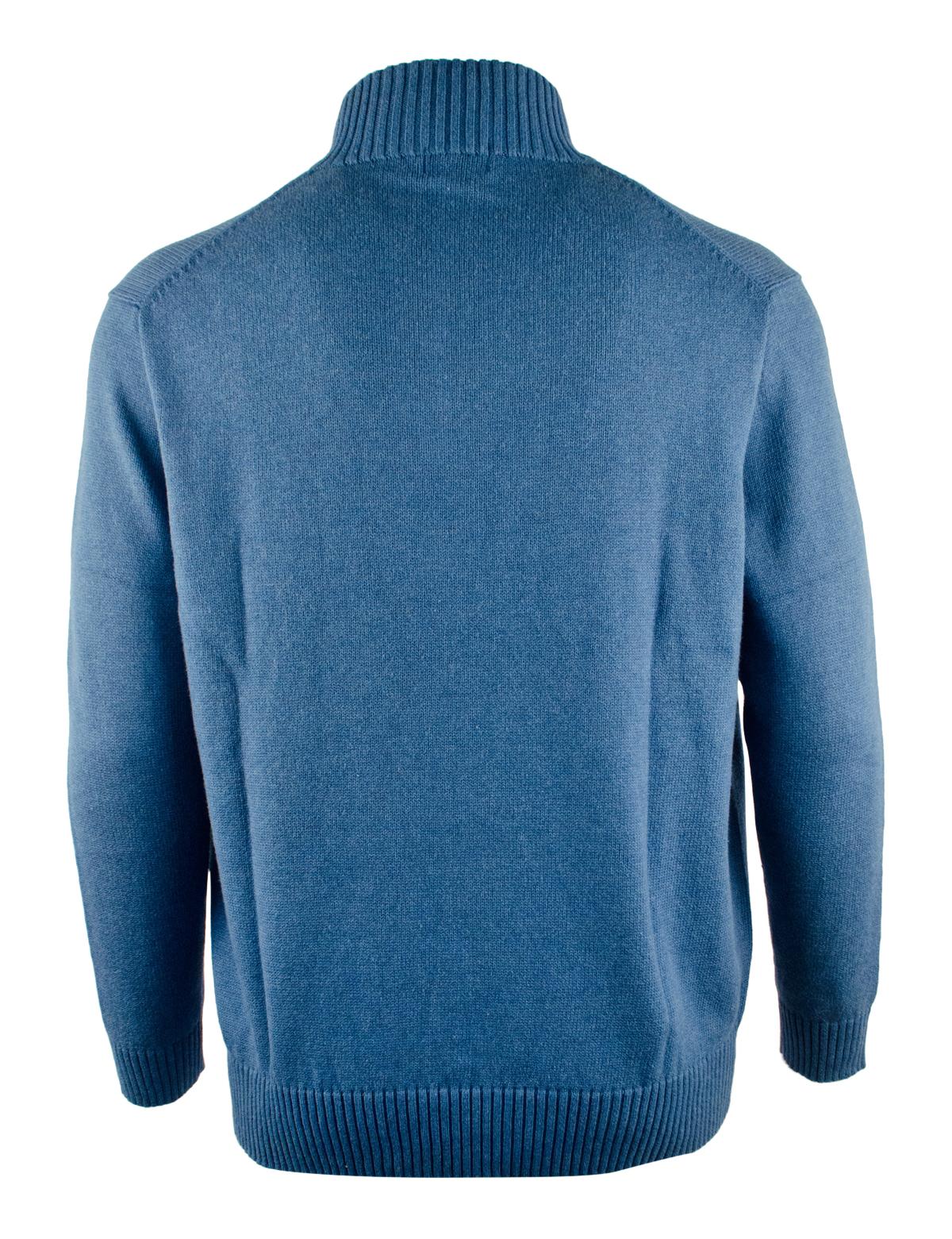 Polo ralph lauren men 39 s big tall half zip mock neck for Big and tall mock turtleneck shirt