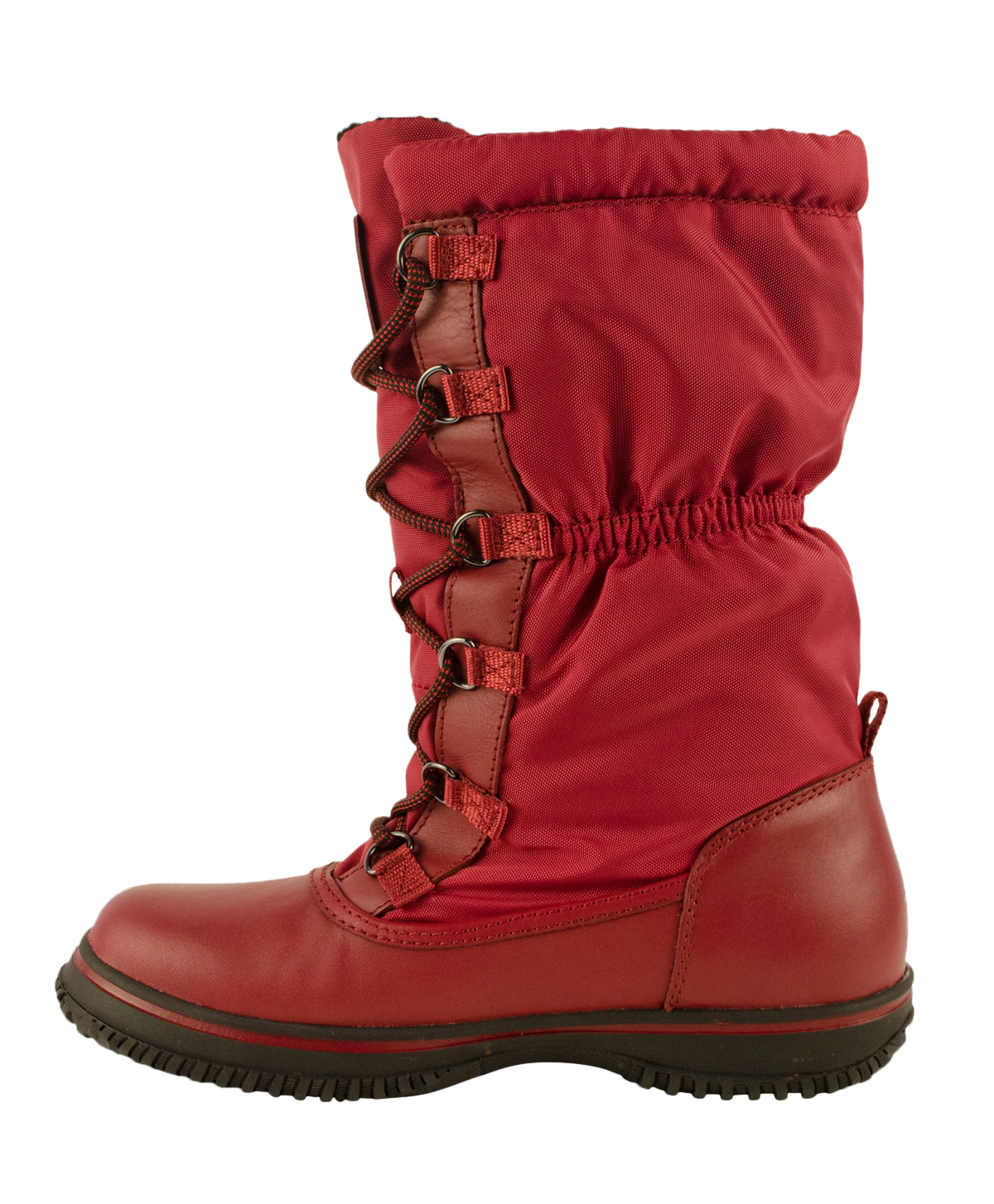COACH Women's Sage Cold Weather Lace Up Boots