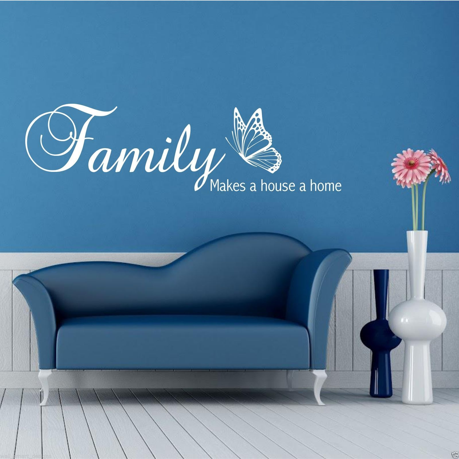 family home house wall quote sticker vinyl art decal transfer family home house wall quote sticker vinyl art