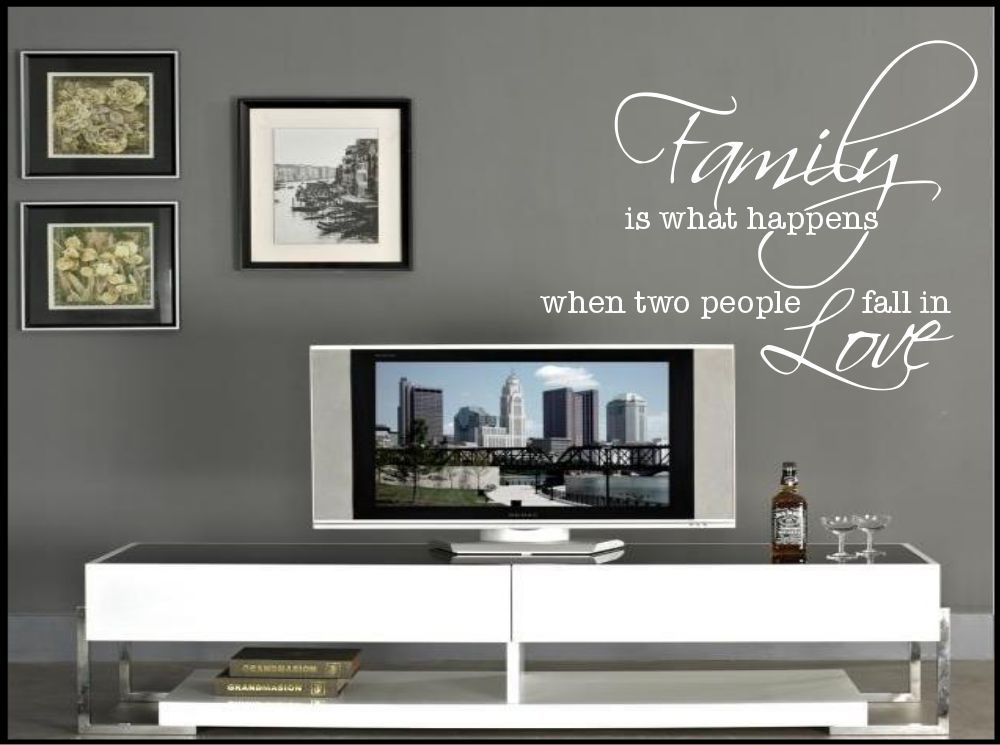wall sticker family quote decorative mural kitchen lounge wall decal quote sticker vinyl art friendship is a million