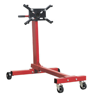 Engine Stand Cap. 450kg, Heavy Duty Industrial Workshop Cars Auto Crane Hoist