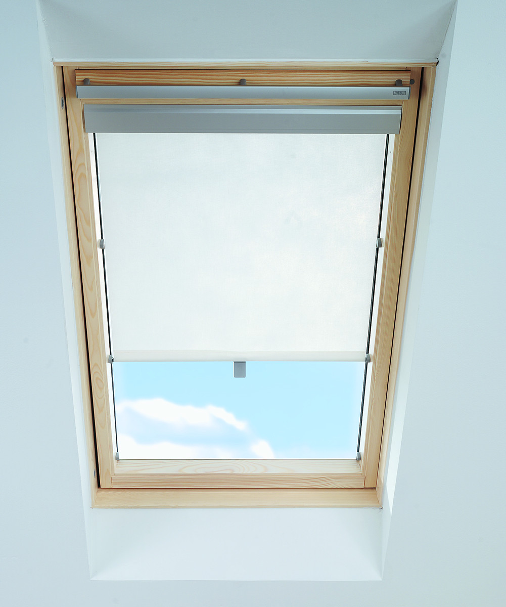 Roller blinds for velux quality roof window skylight for Velux window shades