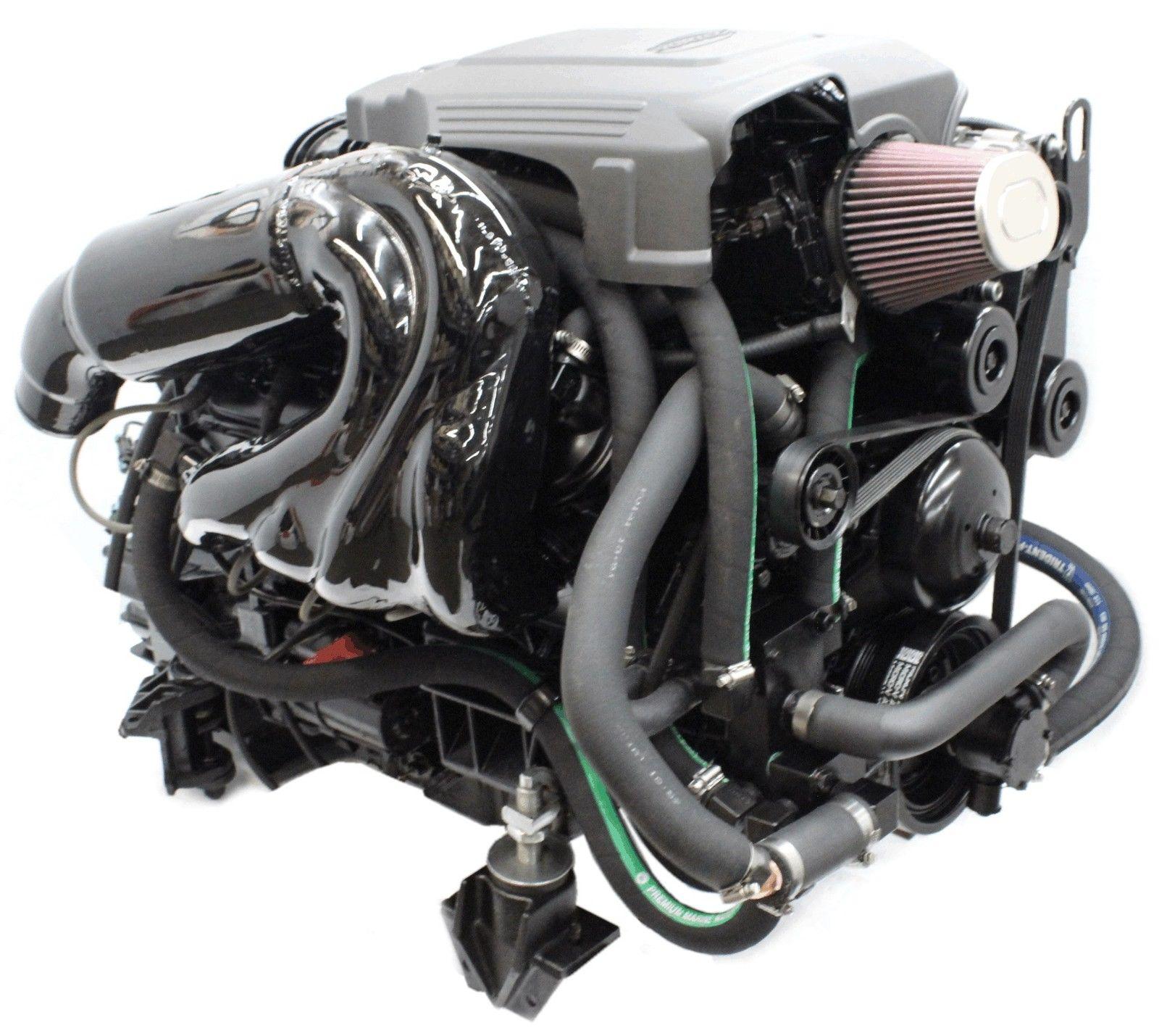 New Indmar 6 0l Vortec Inboard Complete Boat Engine  U0026 Zf