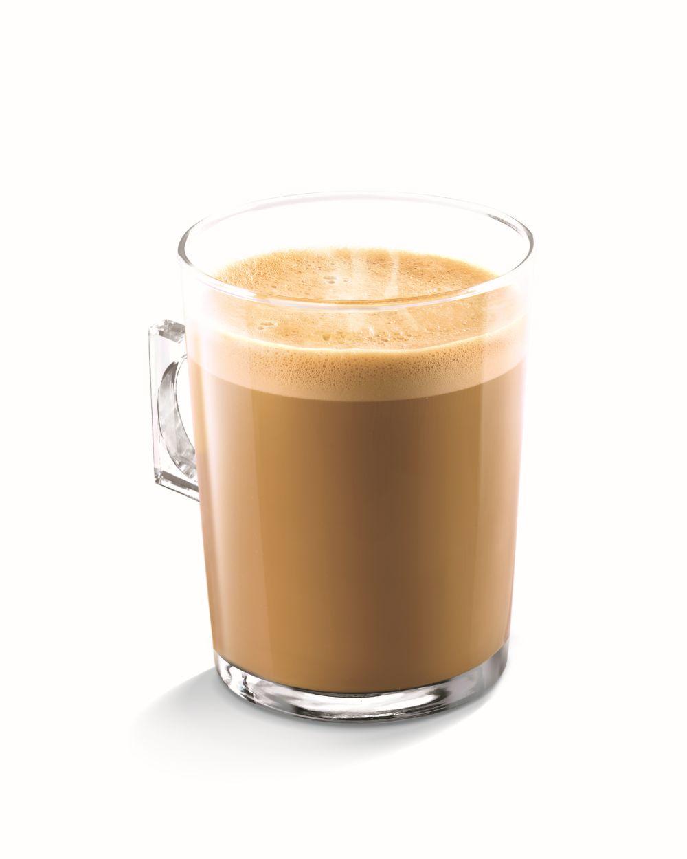 nescafe dolce gusto cafe au lait 16 coffee pods capsules. Black Bedroom Furniture Sets. Home Design Ideas