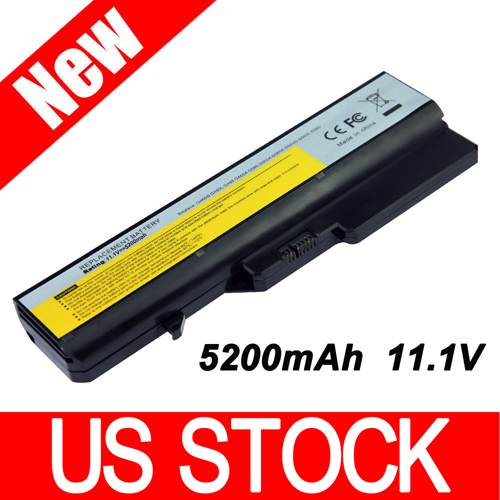 6cell Battery Charger L10p6f21 For Ibm Lenovo Ideapad G460