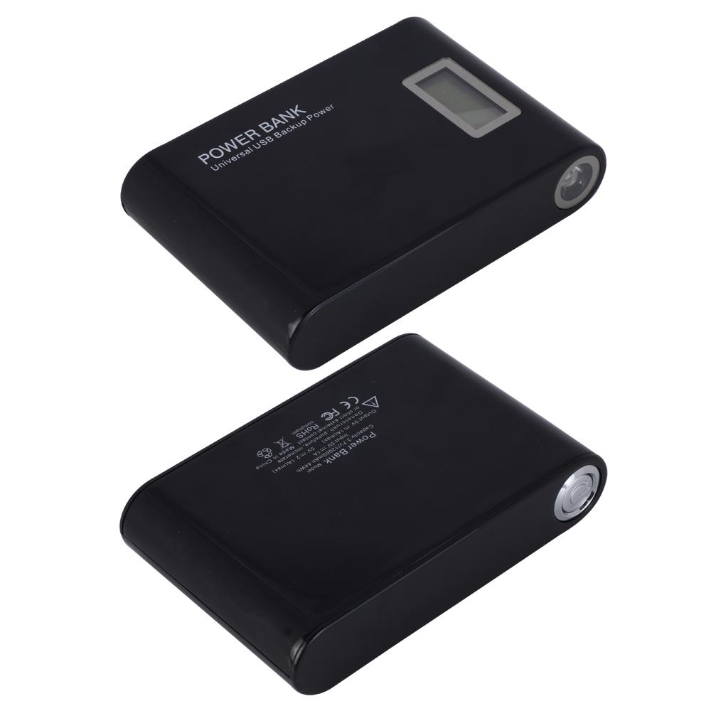 12000mah usb portable external power bank battery backup charger for cell phone ebay. Black Bedroom Furniture Sets. Home Design Ideas