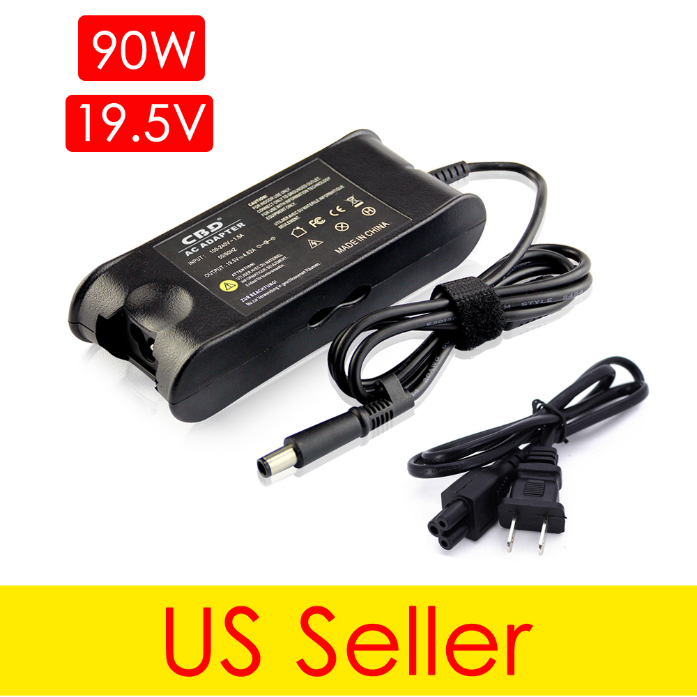 19 5v 4 62a 90w Ac Adapter Charger Power Supply Cord For
